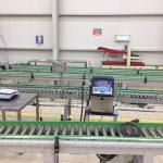 V Belt Roller Conveyor